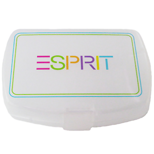 Esprit Brotdose transparent