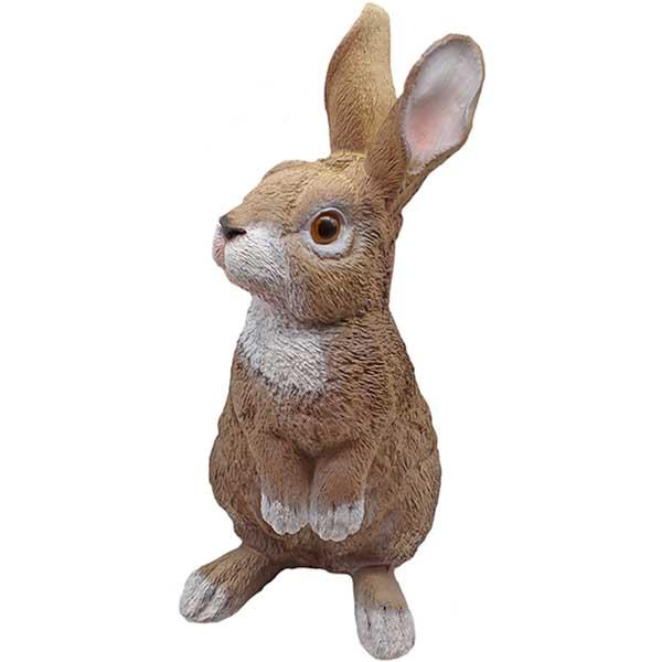 Gartenfigur Kaninchen 37 cm