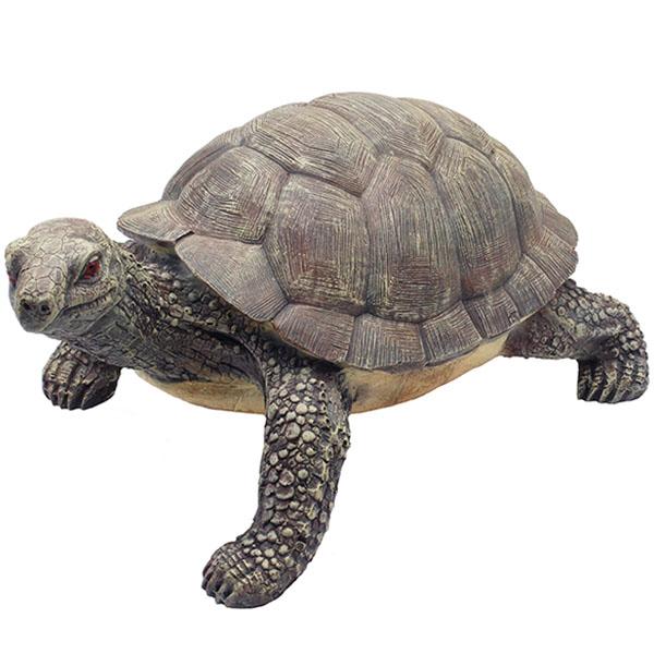 Gartenfigur Schildkröte 20 cm