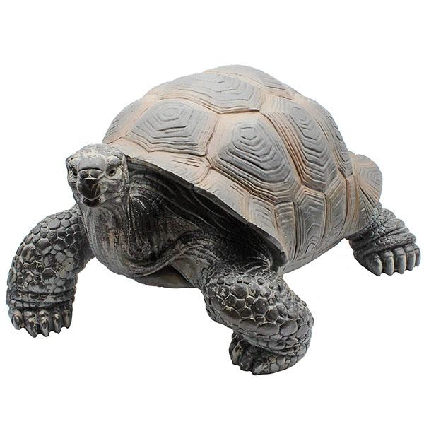 Gartenfigur Schildkröte 25 cm