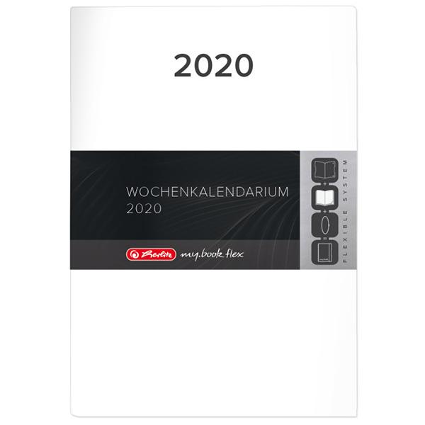 Herlitz Ersatzkalendarium A5 Flex 2020