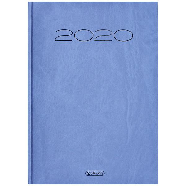Herlitz Buchkalender Sidney 2020 blau