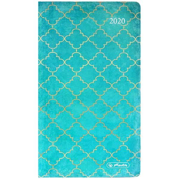 Herlitz Buchkalender Slimtimer Emotion Orient 2020