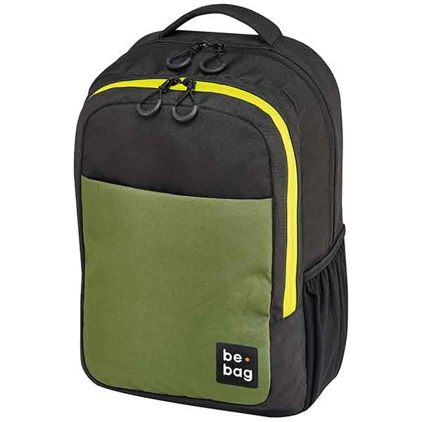 Herlitz Rucksack be.bag be.clever Black
