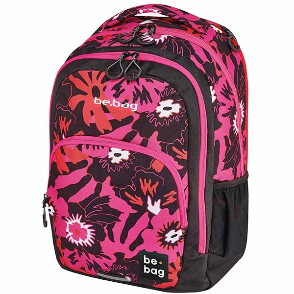 Herlitz Rucksack be.bag be.ready Pink Summer