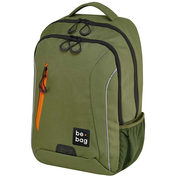 Herlitz Rucksack be.bag be.urban Chive Green