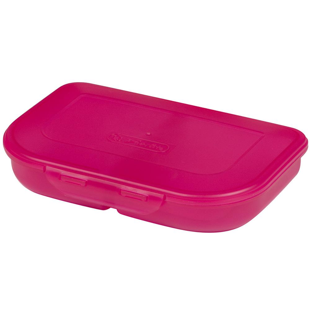 Herlitz Brotdose pink