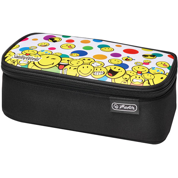 Herlitz Faulenzer beatBox SmileyWorld Rainbow Faces