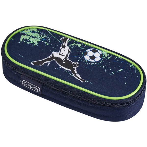 Herlitz Faulenzer Etui Kick it