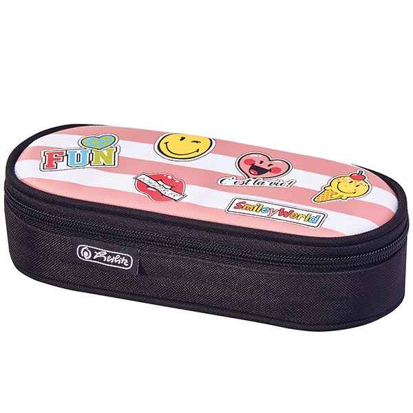 Herlitz Faulenzer SmileyWorld Girly