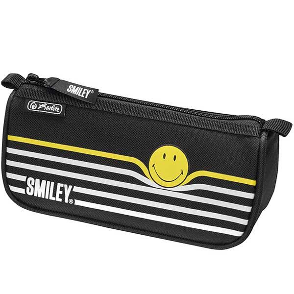 Herlitz Faulenzer Sport SmileyWorld Black & Yellow Jalousie