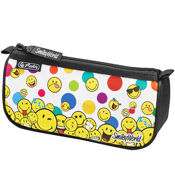 Herlitz Faulenzer Sport SmileyWorld Rainbow Faces