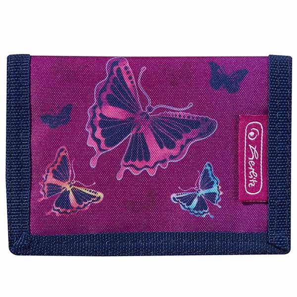 Herlitz Geldbörse Rainbow Butterfly