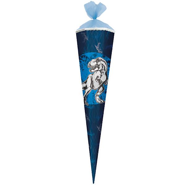 Herlitz Geschwistertüte Blue Dino 50 cm