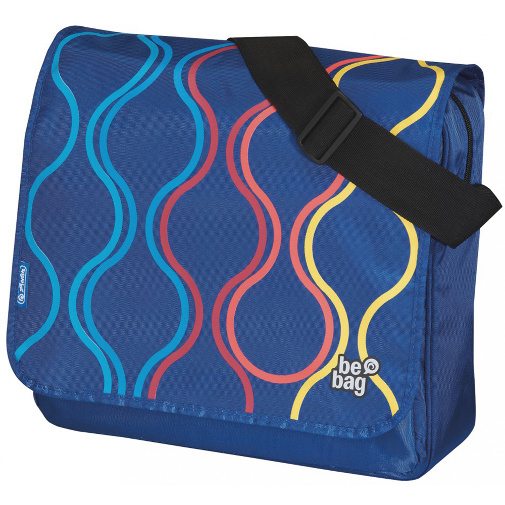 Herlitz Bubbles be.bag Messenger Bag