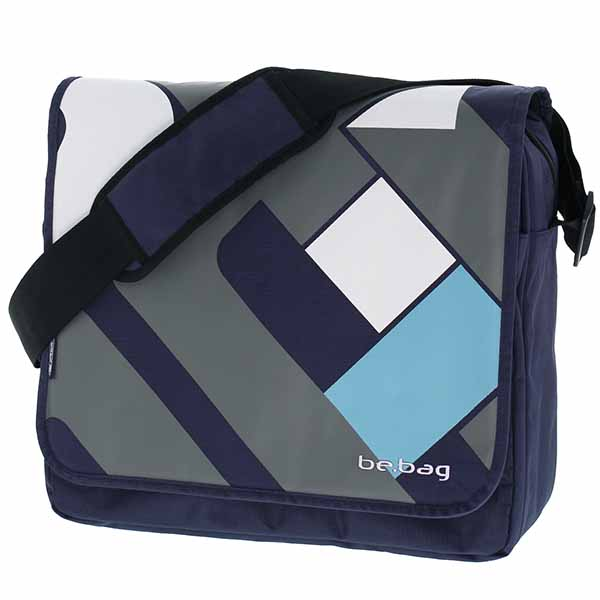 Herlitz Crossing be.bag Messenger Bag