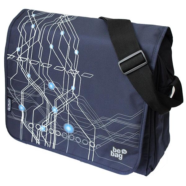 Herlitz Electric be.bag Messenger Bag