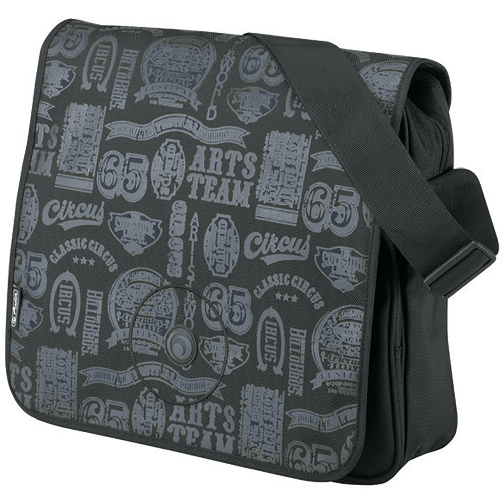 Herlitz Numbers be.bag Messenger Bag
