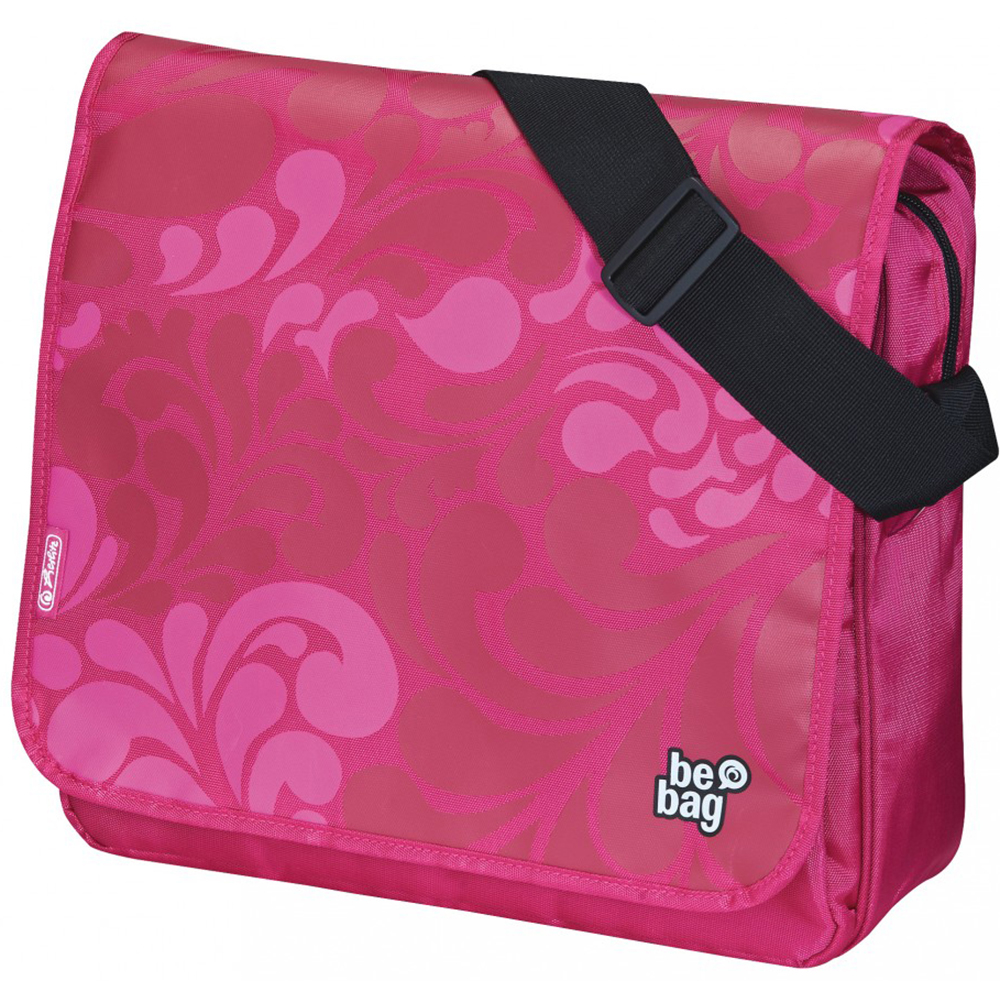 Herlitz Ornament pink be.bag Messenger Bag