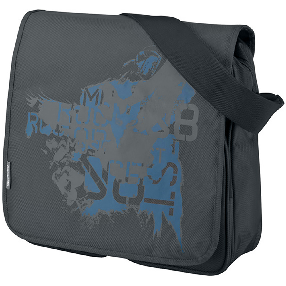 Herlitz Rock for Peace be.bag Messenger Bag