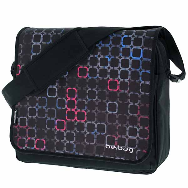 Herlitz Squares be.bag Messenger Bag