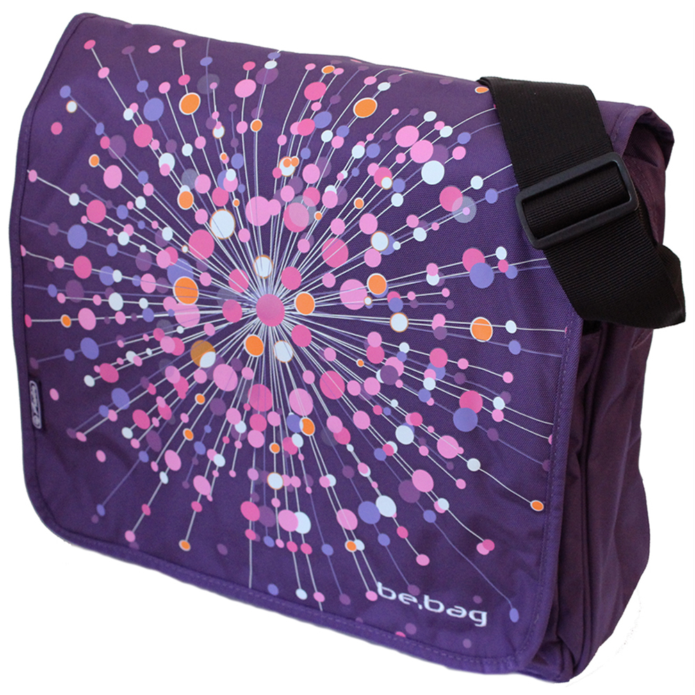 Herlitz Universe be.bag Messenger Bag