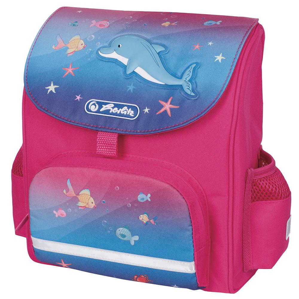Herlitz Vorschulranzen Dolphin Mini Softbag
