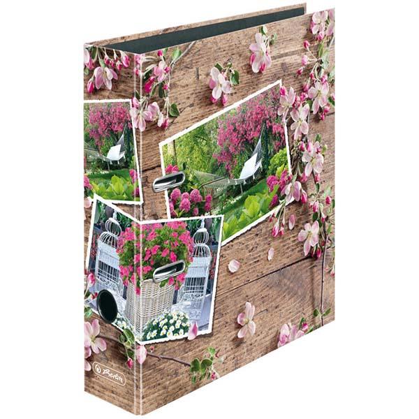 Herlitz Motivordner Garten 80 mm DIN A4