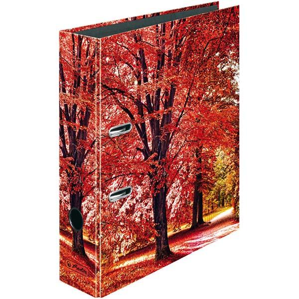 Herlitz Motivordner Herbstbaum 80 mm DIN A4