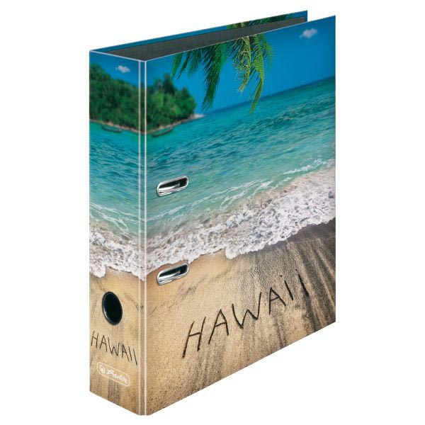 Herlitz Ordner Hawaii 80 mm DIN A4 maX.file