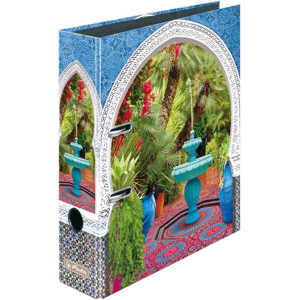 Herlitz Motivordner Marokko 80 mm DIN A4