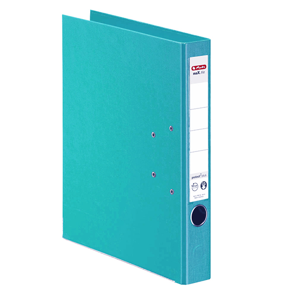 Herlitz Ordner mint 50 mm DIN A4 maX.file protect plus