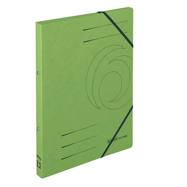 Herlitz Ringhefter Easy Orga DIN A4 Colorspan grün 25 mm