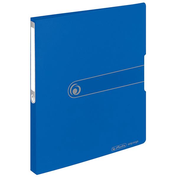 Herlitz Ringbuch Easy Orga to go DIN A4 PP blau 28 mm