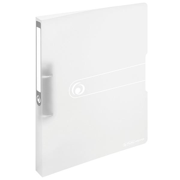 Herlitz Ringbuch Easy Orga to go DIN A4 PP transparent 28 mm