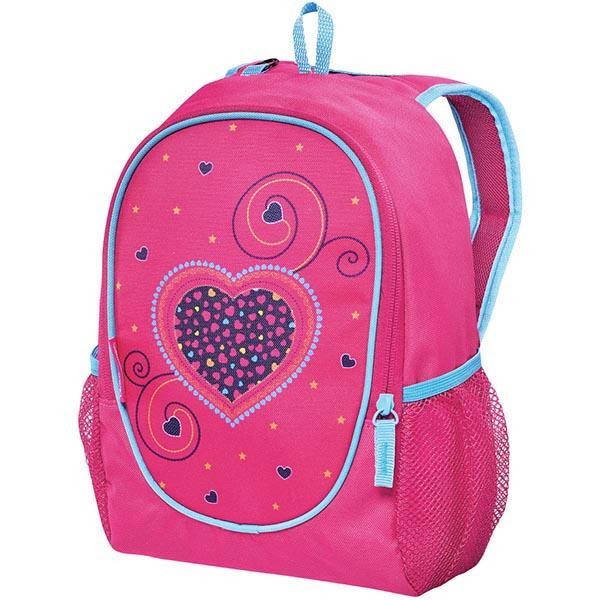 Herlitz Kindergartenrucksack Rookie Pink Hearts