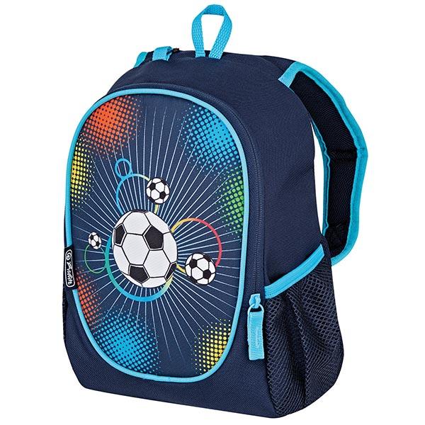 Herlitz Kindergartenrucksack Rookie Soccer