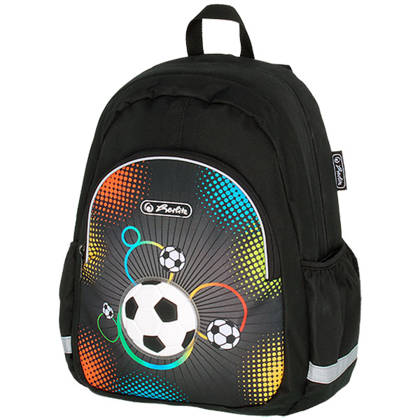 Herlitz Motiv Rucksack Soccer