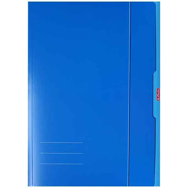 Herlitz Sammelmappe blau DIN A3