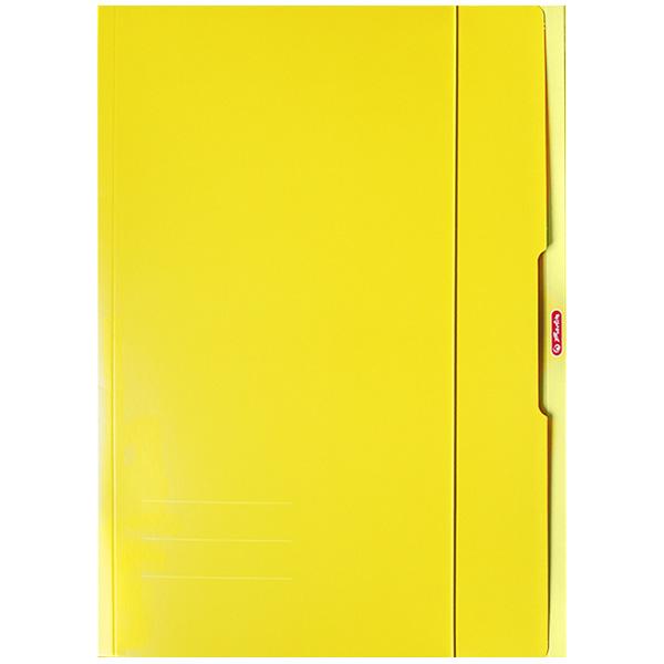 Herlitz Sammelmappe gelb DIN A3