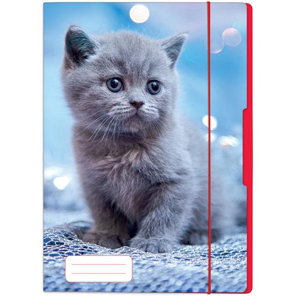 Herlitz Sammelmappe Katze DIN A3