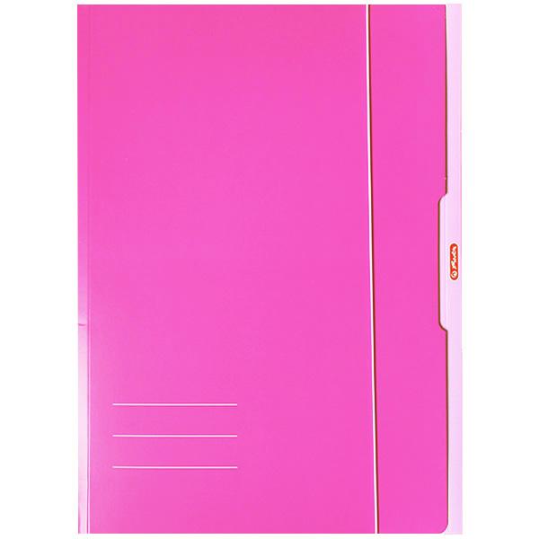 Herlitz Sammelmappe pink DIN A3