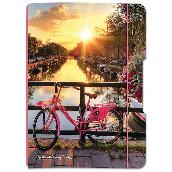 Herlitz Schülerkalender Flex A5 Fahrrad 2019/2020