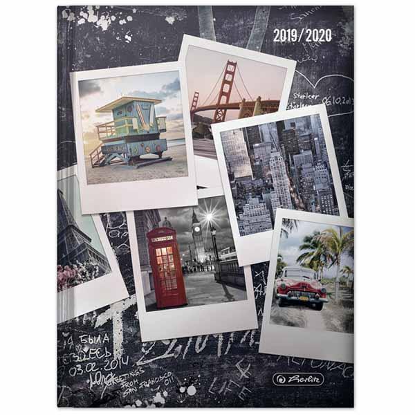 Herlitz Schülerkalender Legend A5 Fotos 2019/2020