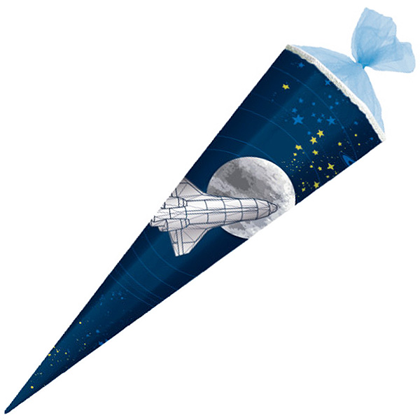 Herlitz Schultüte Space Flexi 85 cm