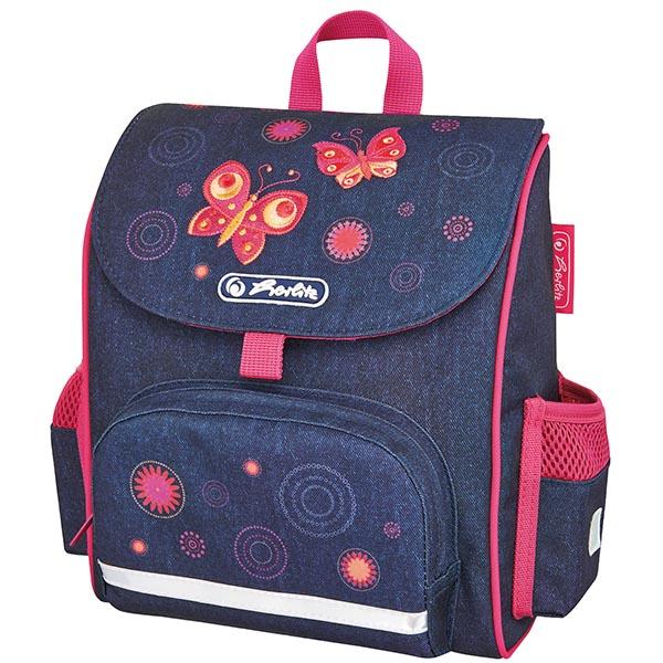Herlitz Vorschulranzen Butterfly Mini Softbag