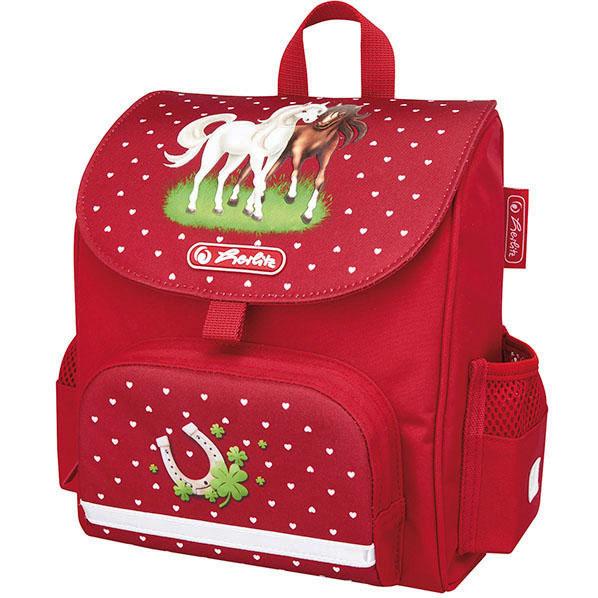 Herlitz Vorschulranzen Horses Mini Softbag