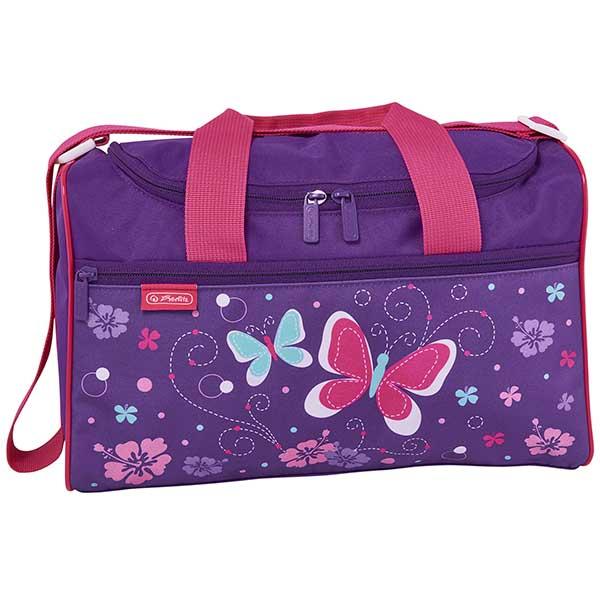 Herlitz Sporttasche Butterfly
