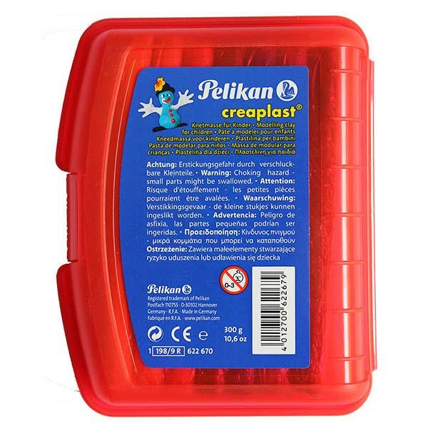 Creaplast  Knete 9 Kunststoffbox Pelikan 198//9R