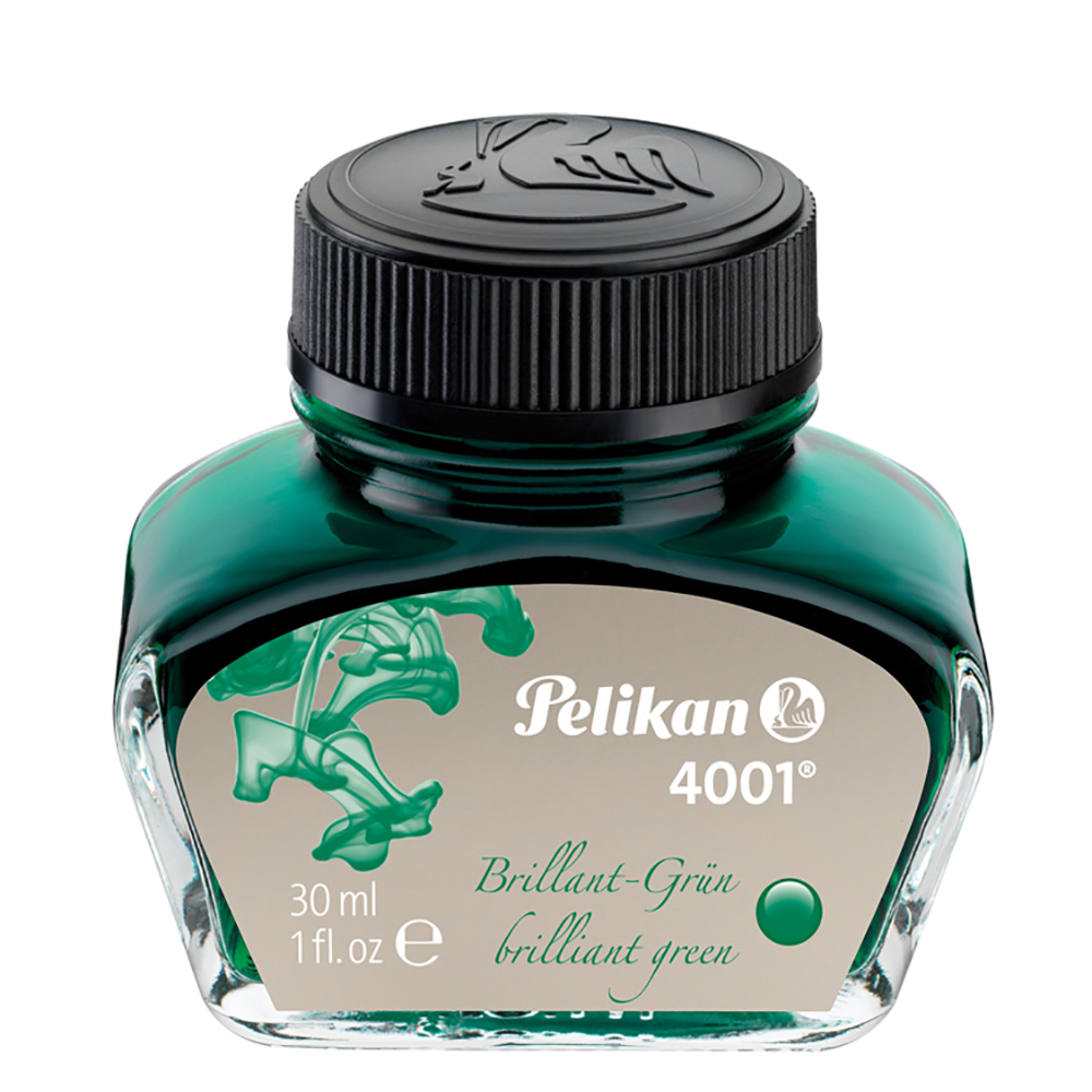 Pelikan Tinte 4001 Brillant grün 30 ml